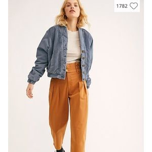Free People Main Squeeze Jacket M